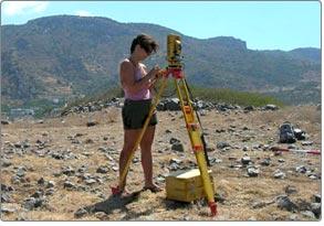 Electronic Distance Measuring (EDM) Device